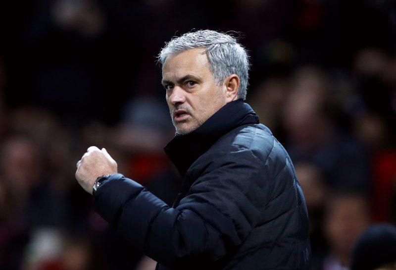 MANCHESTER UTD - Mourinho: