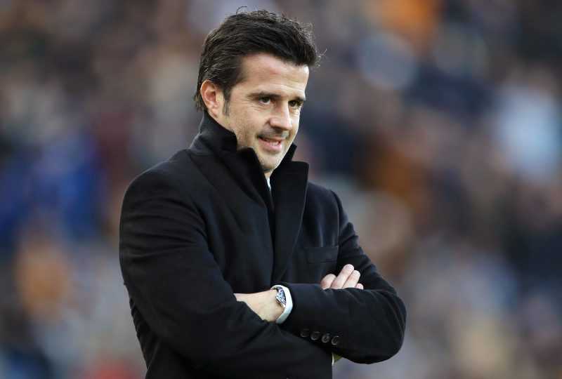 Watford reject Everton's approach for manager Marco Silva