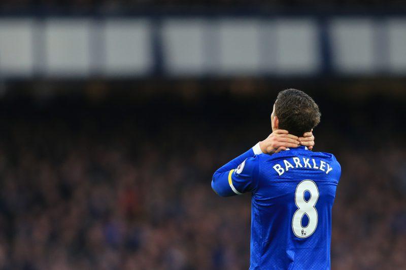 London rivals set to do battle for Everton's Ross Barkley