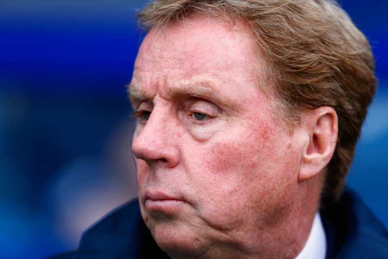 Redknapp Sacked by Birmingham City After Sixth Consecutive Loss