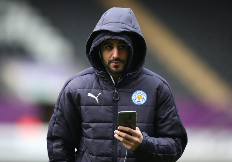 Riyad Mahrez: Twitter rumours suggest Chelsea could be in the mix