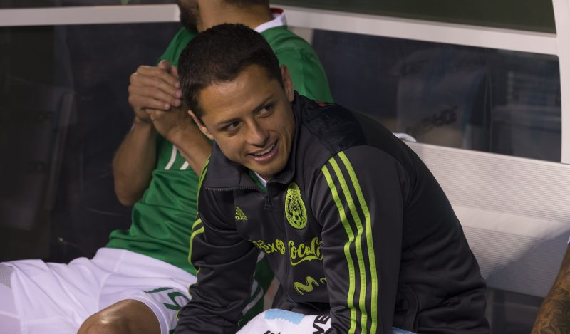 Striker Javier Hernandez agrees to join West Ham