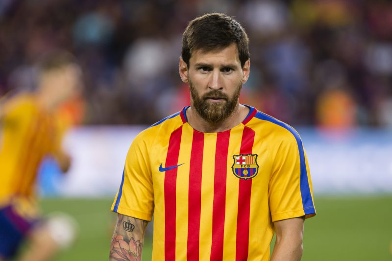 Messi Grabs 38th Barca Hat-trick In Espanyol Rout