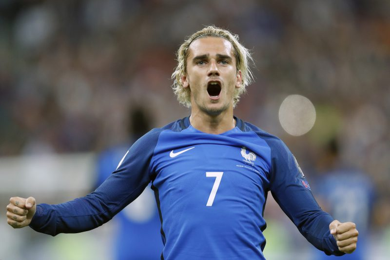 Barcelona to rival Manchester United for Antoine Griezmann in January