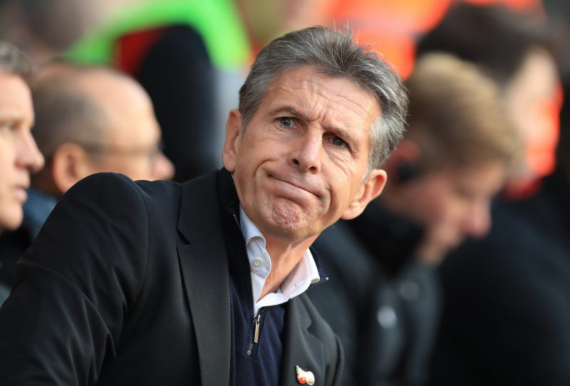 Claude Puel set to be named Leicester City manager