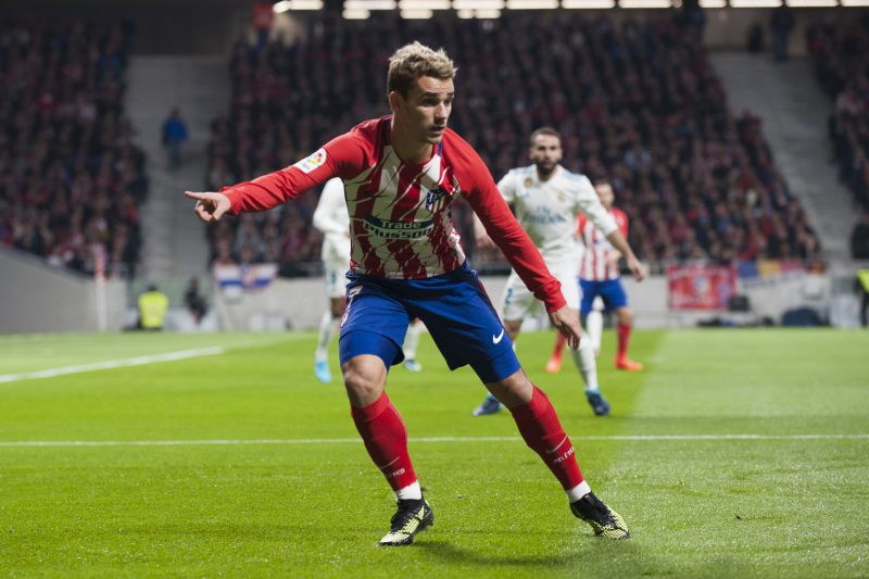 PSG join Barca, Man United in Griezmann race