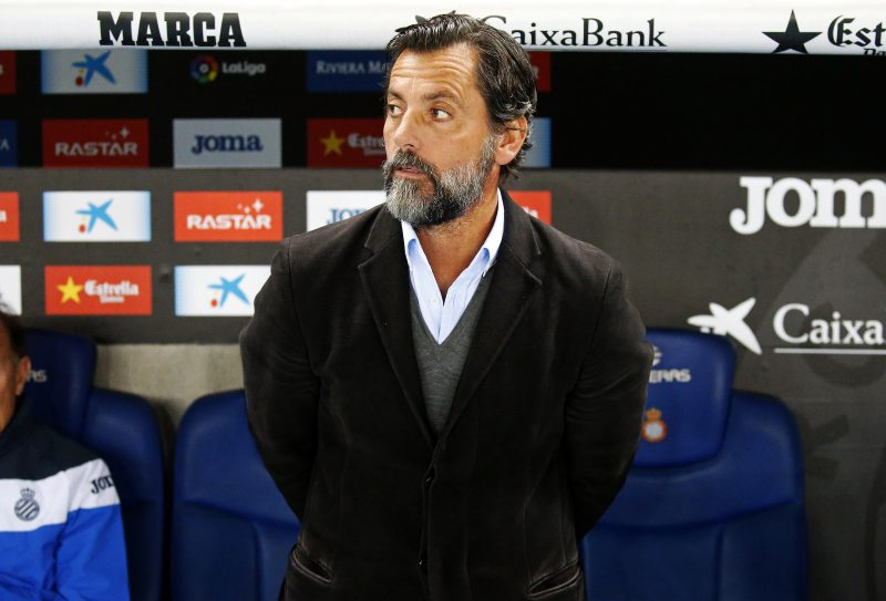 Stoke want Espanyol's Sanchez Flores