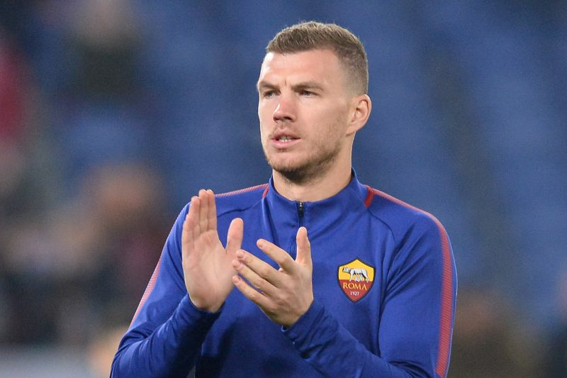 Chelsea agree deal to sign Edin Dzeko