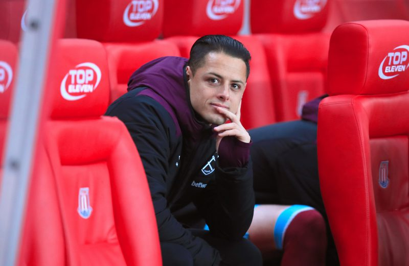 West Ham open to Hernandez offers