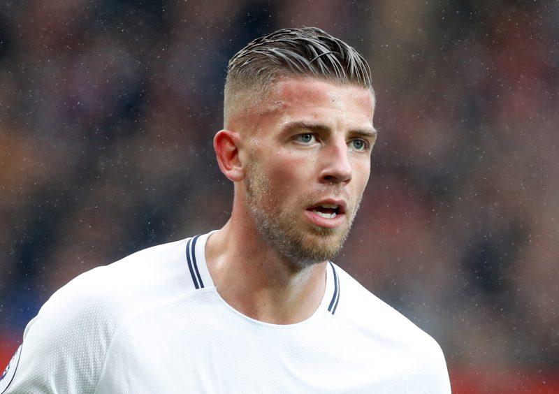 Alderweireld's Spurs future unsure after Juventus axe