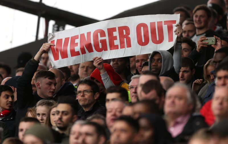 Mind the gap: Tottenham Hotspur fans will love this Arsenal statistic