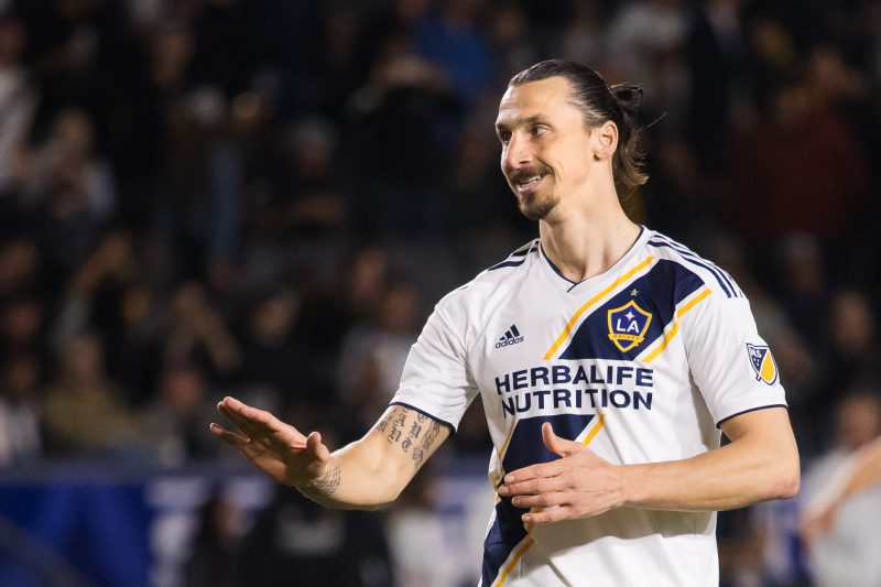 Zlatan Ibrahimovic hints he's going to Russian Federation  2018 during Jimmy Kimmel appearance