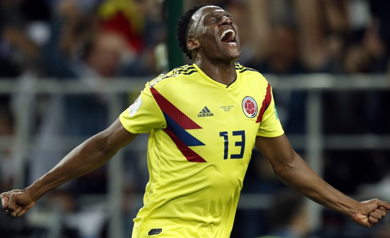 Manchester United enter race for Barcelona's Yerry Mina