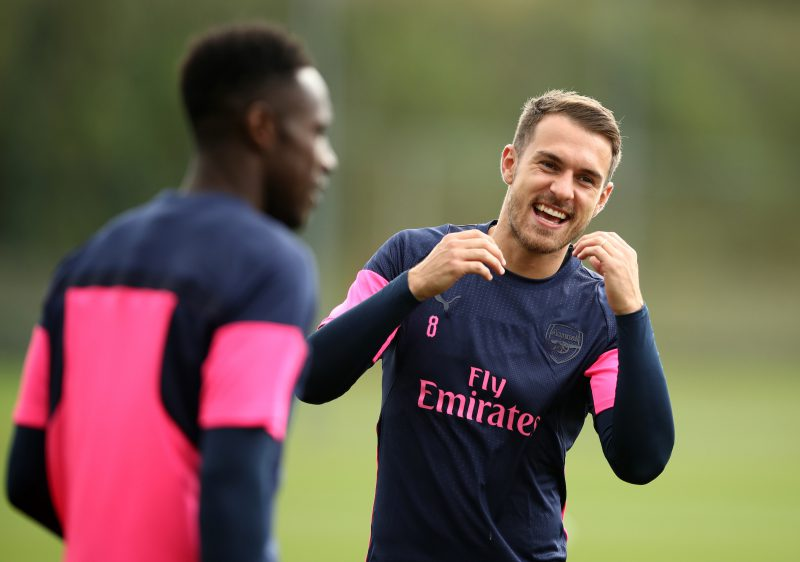 Big European Clubs To Fight It Out For Aaron Ramsey