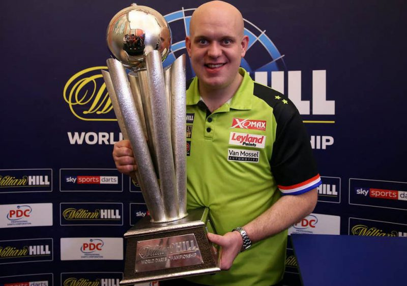 Darts World Championship Draw Is Made The Gambling Times