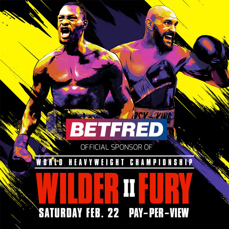 Tyson Fury challenges Deontay Wilder in rematch